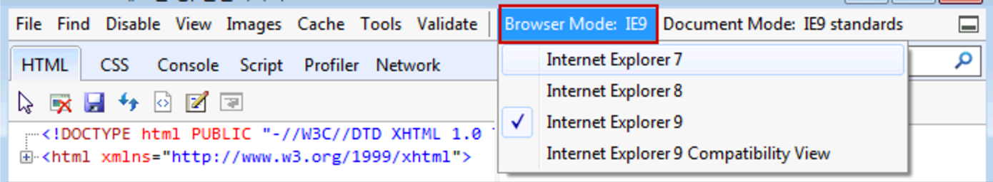 Blank page when accessing Artifactory using Internet Explorer